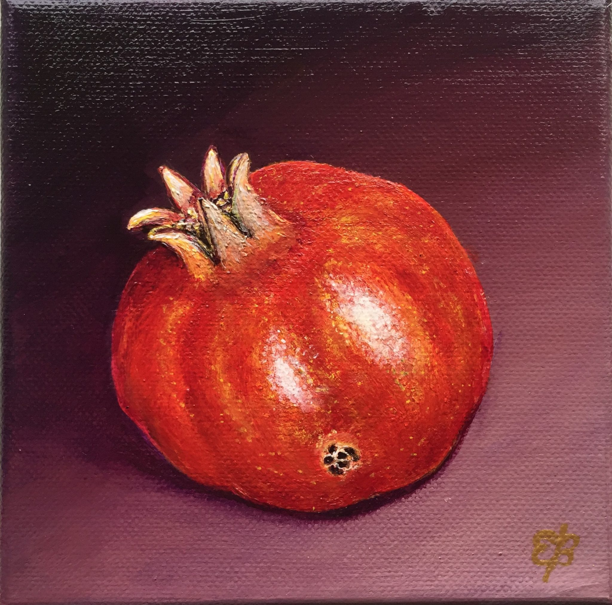 Pomegranate Granatæble